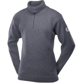 Devold Nansen Suéter Cremallera Cuello, gris